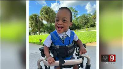 Meet De'monte: A loving, cuddly little boy looking for his forever family