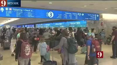 VIDEO: Orlando International Airport ranks above average in customer satisfaction survey