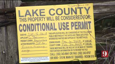 Lake County gun range to make sweeping changes after community complaints