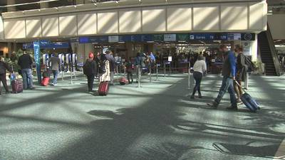 Video: Vaccinated international travelers prepare to return to Orlando as restrictions ease