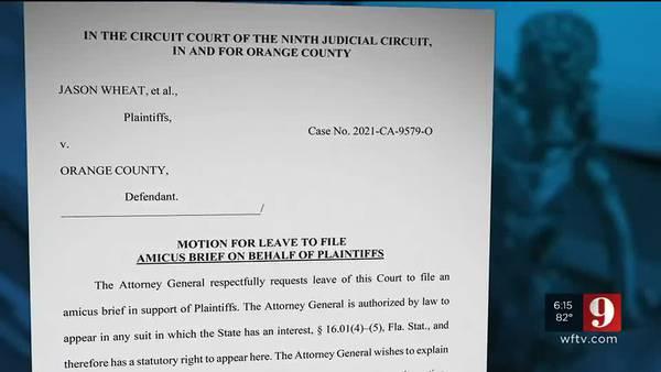 VIDEO: Osceola County sheriff, senator differ on vaccine mandates
