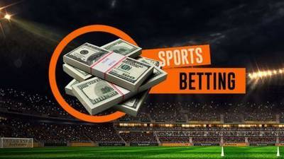 Online sports betting can start Friday, it won't