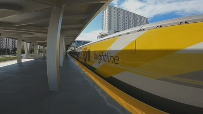 VIDEO: Report: High-speed rail connecting OIA, Orange County Convention Center cheaper than expected