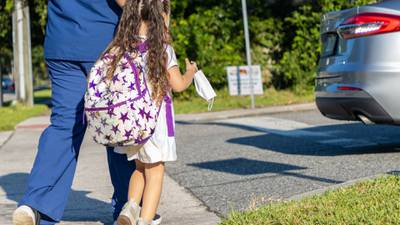 Video: Orange County parents frustrated over delayed COVID-19 quarantine tracking in schools
