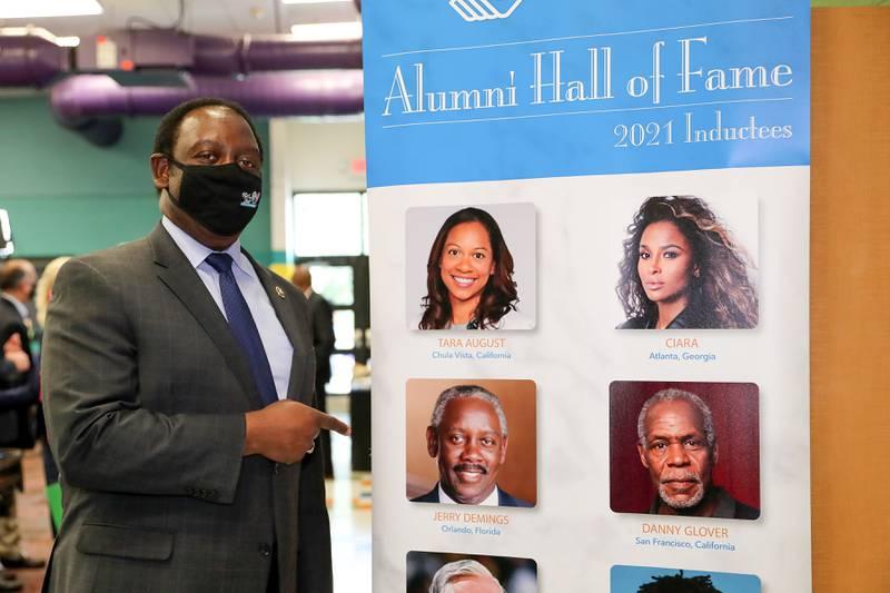 Orange County Mayor Jerry Demings Boys & Girls Club Hall of Fame