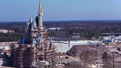 Disney World at 50, and the city that rose around it