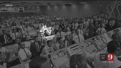 '500 men & me': JoAnn Morgan describes being lone woman in Apollo 11 firing room