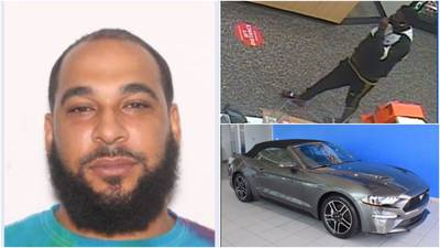 Video: Orlando detectives identify person of interest in fatal shooting, search for 2 others seen on video