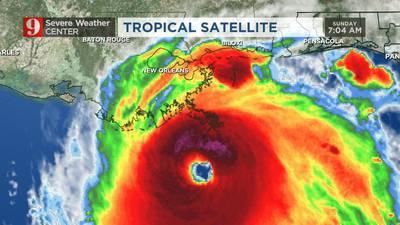 Hurricane Ida rapidly intensifies into dangerous Category 4