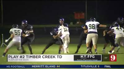 Video: Here are the top plays of the week from high school football in Central Florida