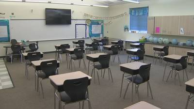 Students, teachers return to school as COVID-19 cases continue to rise in Florida