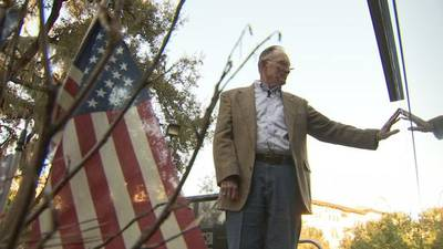 37 years later, Central Florida Vietnam veteran reflects on trip to memorial