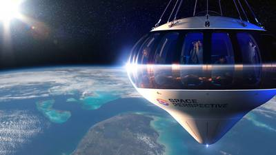 Dreaming of space? Company begins selling $125K tickets for balloon trips to the edge of space