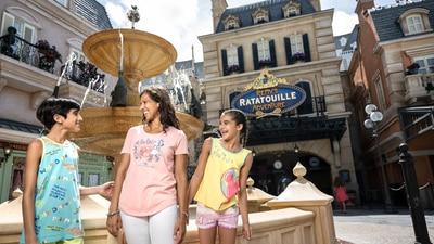 Photos: Squeak peek: Disney World prepares to open Remy's Ratatouille Adventure at Epcot