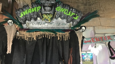 Gatorland's Third Annual Gators, Ghosts and Goblins Halloween Event