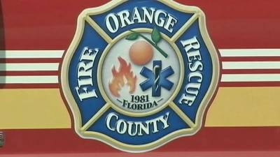 VIDEO: Orange County, firefighters remain at odds over vaccine requirements