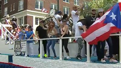 Video: Hundreds gather for Florida Puerto Rican Parade & Festival in downtown Orlando
