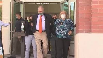 VIDEO: Prominent Central Florida defense attorney arrested