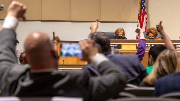 VIDEO: 'Tomorrow will provide clarity': Upcoming OCPS mask decision poses issues for both sides of debate