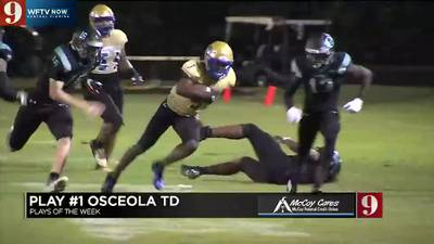VIDEO: Football Friday Night Play of the Week