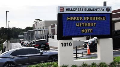 Judge: Florida can't enforce ban on mask mandates during appeal