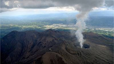 Japan's Mount Aso volcano: What you need to know
