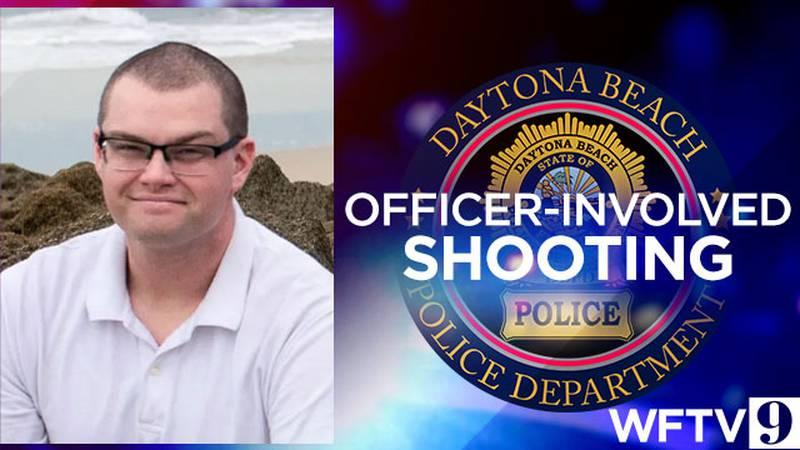 Daytona Beach Police Officer Jason Raynor