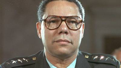 Photos: Gen. Colin Powell through the years