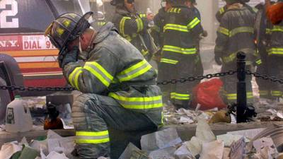 Photos: 9/11 the day that changed America