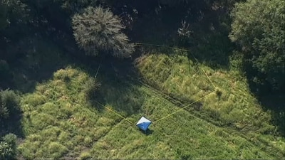 VIDEO: Investigation continues at environmental park where Brian Laundrie remains were found