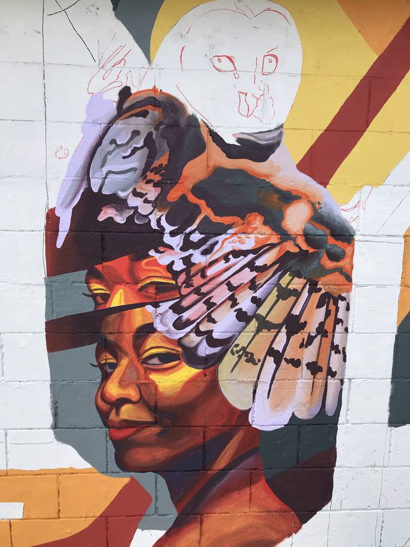 Orlando's Howard Middle School Mural Project
