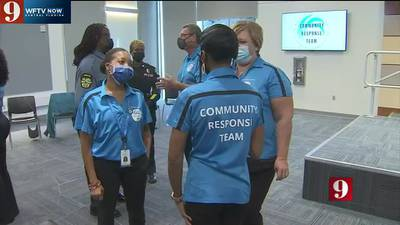VIDEO: Community response team responding to nonviolent calls looking to double staff following success