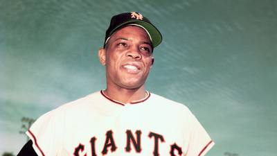 Willie Mays' first NFT listing features diploma, will benefit youth baseball