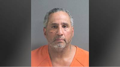 VIDEO: Volusia County man charged with murder after his girlfriend found dead in home, deputies say