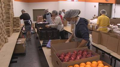 Second Harvest Food Bank offers virtual tours of operations to raise hunger awareness