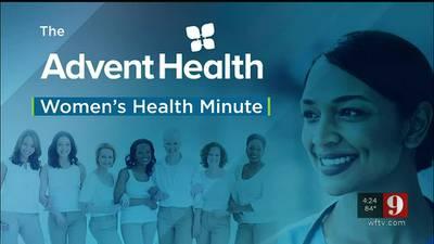 AdventHealth Women's Health Minute