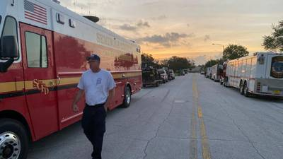 PHOTOS: Local search, rescue teams to deploy to Louisiana