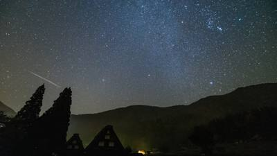 Orionid meteor shower will be at peak early Thursday