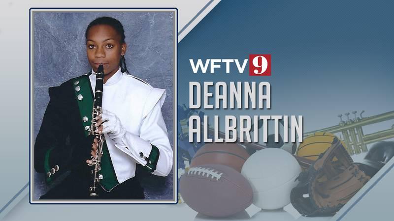 Deanna Allbrittin was in band