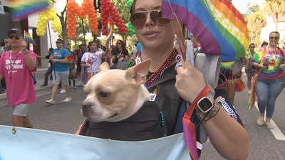Orlando's 'Come Out with Pride' returns with extra COVID-19 precautions in place