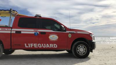 Man dies after being pulled from ocean near Daytona Beach Bandshell