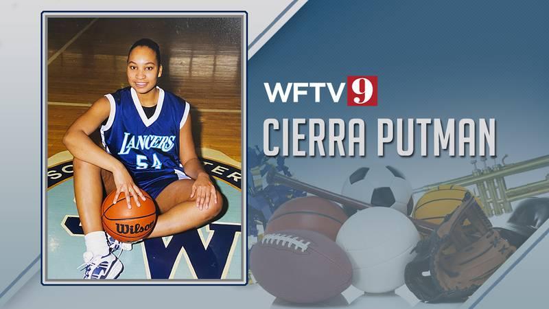 Cierra Putman high school basketball