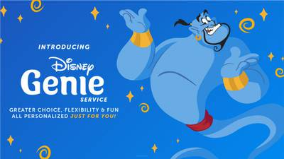 Here's when Disney Genie officially launches