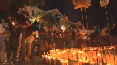 Family, friends gather with Central Florida community to mourn the loss of Miya Marcano