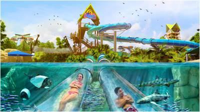 Aquatica Orlando announces new waterslide, Reef Plunge