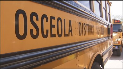 WATCH: Superintendent Pace discusses optional student mask policy in Osceola County