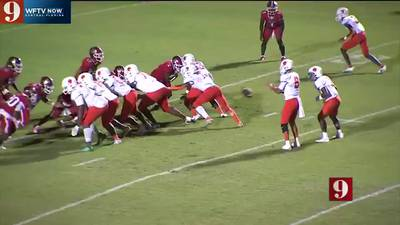 Edgewater and Jones highlight Football Friday Night Game of the Week