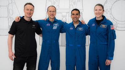 Happening at 1 p.m.: NASA to give update on upcoming Crew-3 launch to the ISS