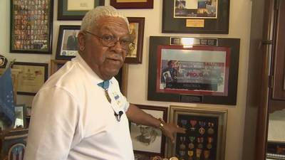 Meet retired U.S. Army Sgt. First Class Melvin Morris: One of 69 living Medal of Honor recipients