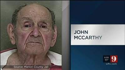 VIDEO: 90-year-old man in The Villages facing federal sex trafficking charges involving minor